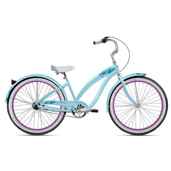 Nirve Bike Butterfly Ladies 3-speed Coaster Brake