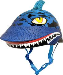 Shark Jaw Helmet