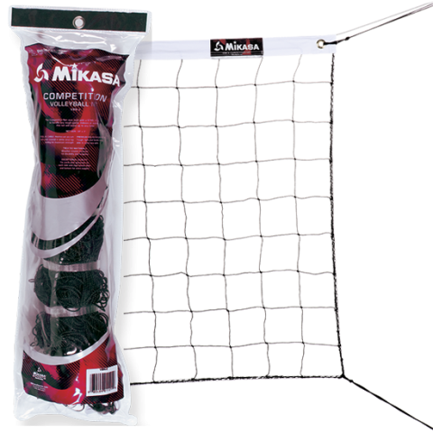 Mikasa Volleyball Net with Cable