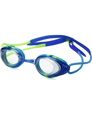 TYR Junior Blackhawk Racing Goggles
