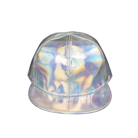 Holographich 90s Aesthetic Baseball Hat