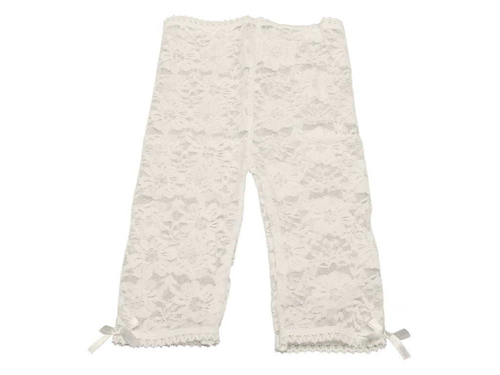 Lace Leggings Ivory - Baby Emporio