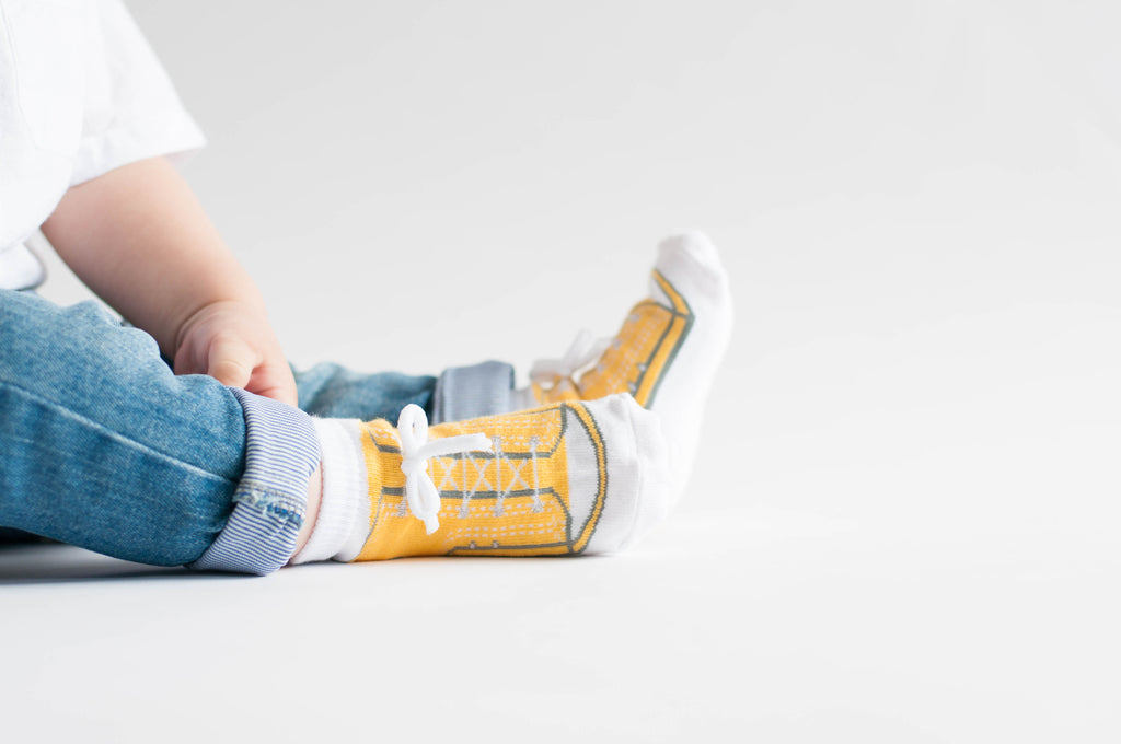 Sneaker Socks - Baby & Toddler - Baby Emporio baby emporio baby socks newborn baby socks girl baby socks anti slip baby socks and mittens newborn baby socks with grips