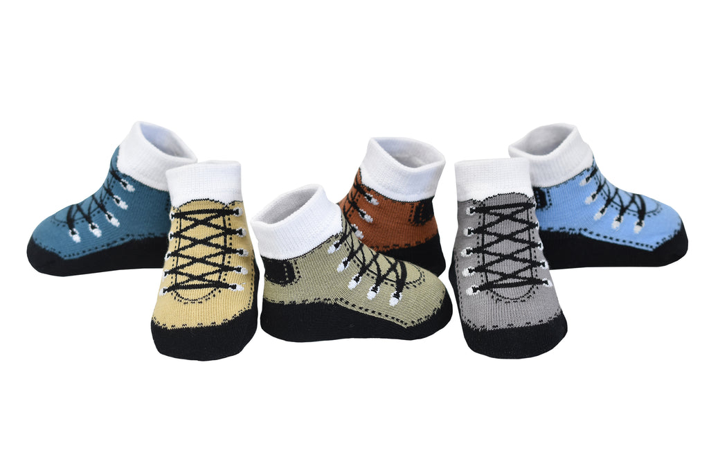 HIKER BOOTS SOCKS