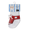 SNEAKER SOCKS RED