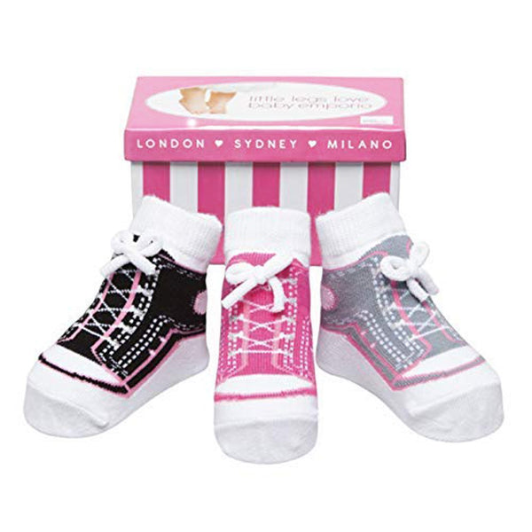 GIRL SNEAKER SOCKS - BOX