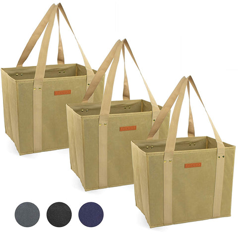 Reusable WASHABLE Grocery Shopping Cart Trolley Bags