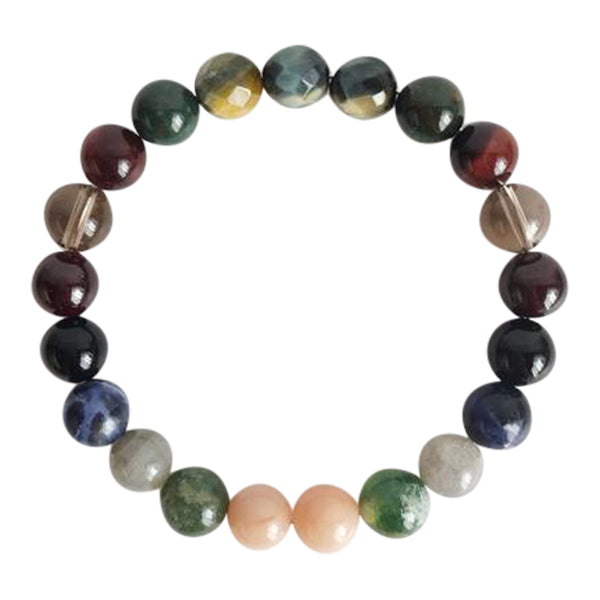 Protection Mix - Gemstone Mix Bracelet