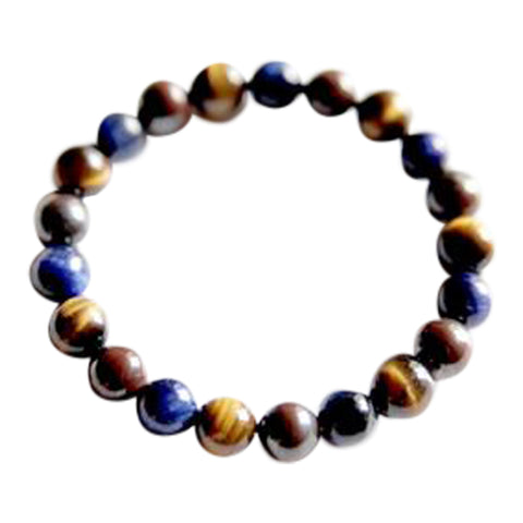 Strength & Confidence - Blue Tiger Eye, Tiger Iron & Tiger Eye