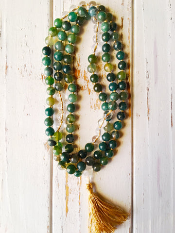 108 Mala Necklace Collection