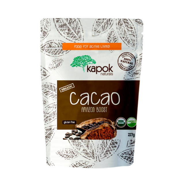 Organic Cacao Powder - 8 oz.