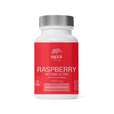 Raspberry Keytone Capsules 1200mg - 60ct