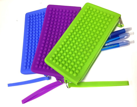 Silicone Pencil Case - Special Price