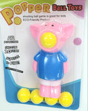 Popper Pig -Squeezing Ball Tool