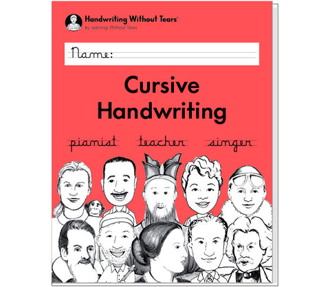 HWT - 3rd Grade - Cursive Handwriting Workbook (new)