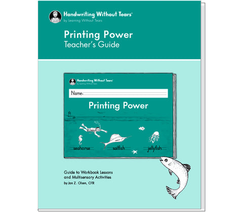 HWT - 2nd Grade Printing Teacher's Guide