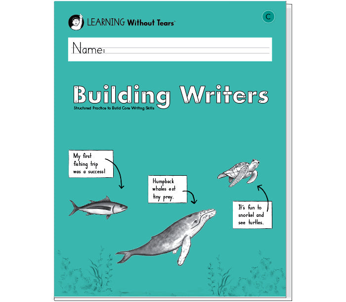 HWT 13 - 2nd Grade - Building Writers