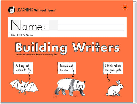 HWT - Kindergarten Building Writers