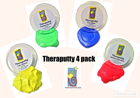 Theraputty 4 Pack