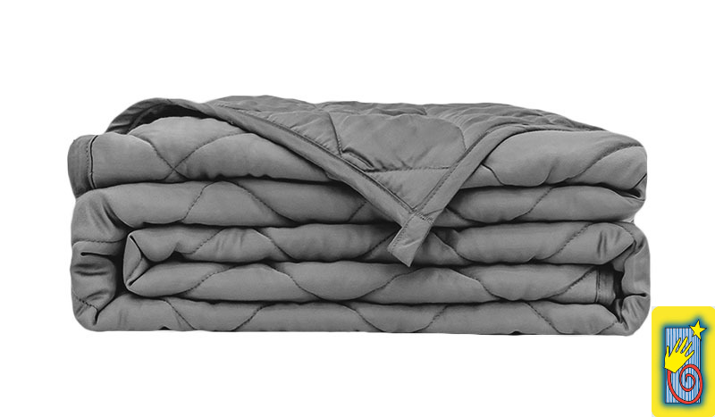Weighted Blanket - Deluxe Bamboo - size 152cm x 203cm