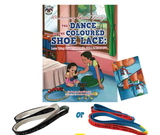 EZI-Lace Ups & The Dance of the Coloured Shoe Lace - Value Plus (2 Pack) (F6 +)