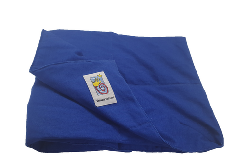 Weighted Lap Blanket/Shoulder Comforter - 2kg - With carry bag