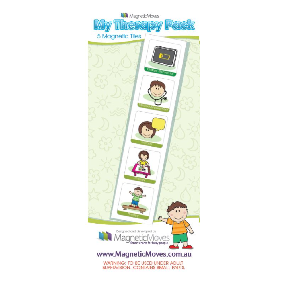 Magnetic Moves - My TherapyPack