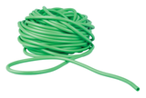 Latex Free Tubing Level 5 - Green - Extra Heavy - Bulk 25m Roll