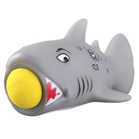 Shark Popper -Squeezing Ball Tool