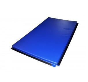 Soft Play Landing Mat - 1.8m by 1.2m x 10cm  (with  Velcro)