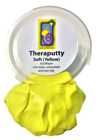 Theraputty - Soft (Yellow) Hospital Grade
