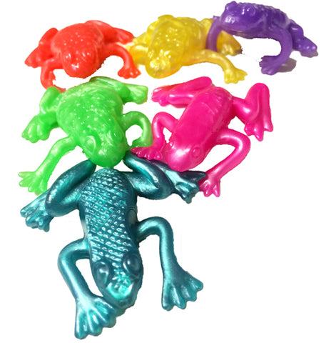 Stretch Frogs (set of 4)