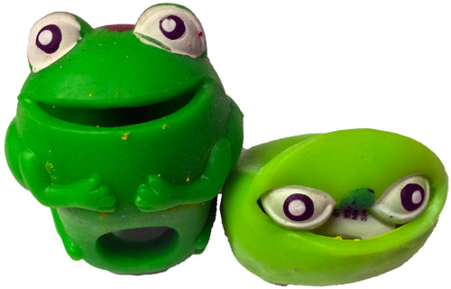 Inside Out Frog Ring