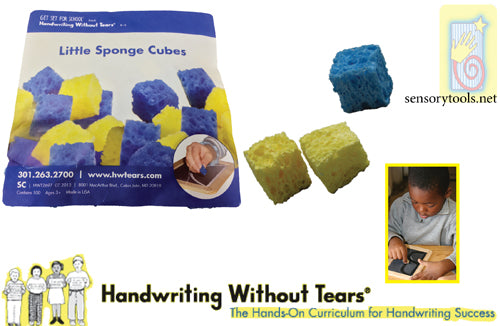 HWT 35 - Little Sponge Cubes