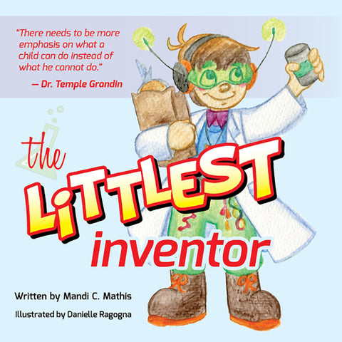 The Littlest Inventor (E8)