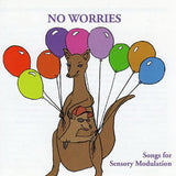 CD-No Worries & Booklet