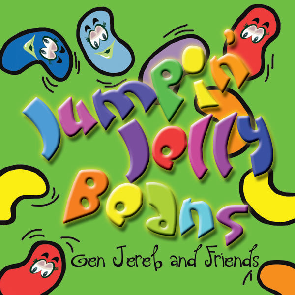 CD-Jumpin Jellybeans
