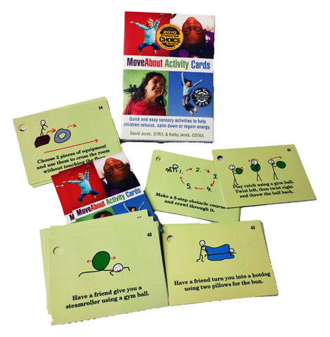 MoveAbout Activity Cards