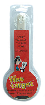 Wee Target - Toilet Training Aide for Boys