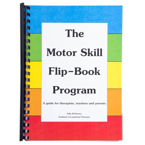 The Motor Skill Flip Book Program