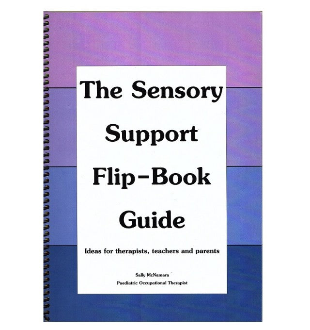 The Sensory Support Flip-Back Book