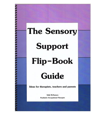 The Sensory Support Flip- Book Guide