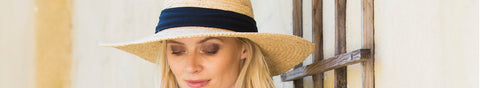 Womens Foldable Hats