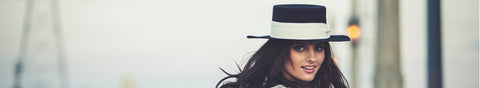 Womens Gaucho Hats