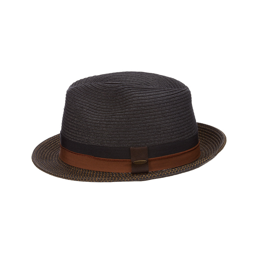 07b973f558c Scala Straw Fedora- York – Tenth Street Hats