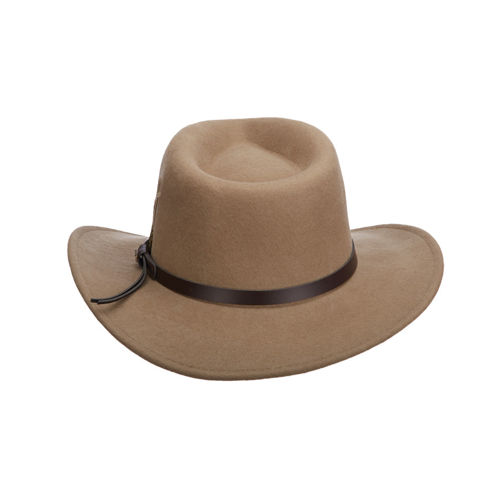 9e2f7794 Scala Wool Felt Outback- Dakota – Tenth Street Hats
