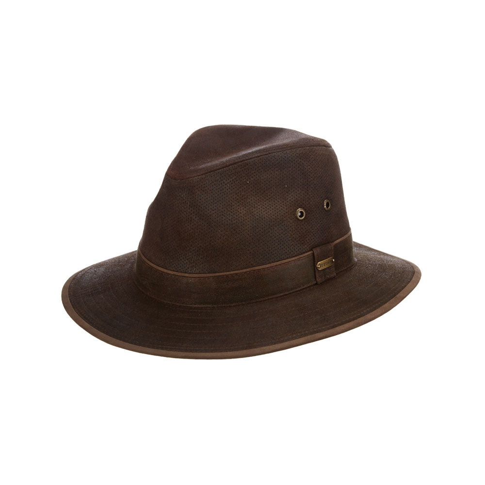 Stetson Cotton Safari- Gable – Tenth Street Hats