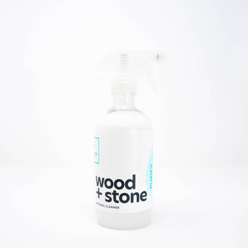 Wood + Stone Cleaner (16oz) | Cleaning Studio