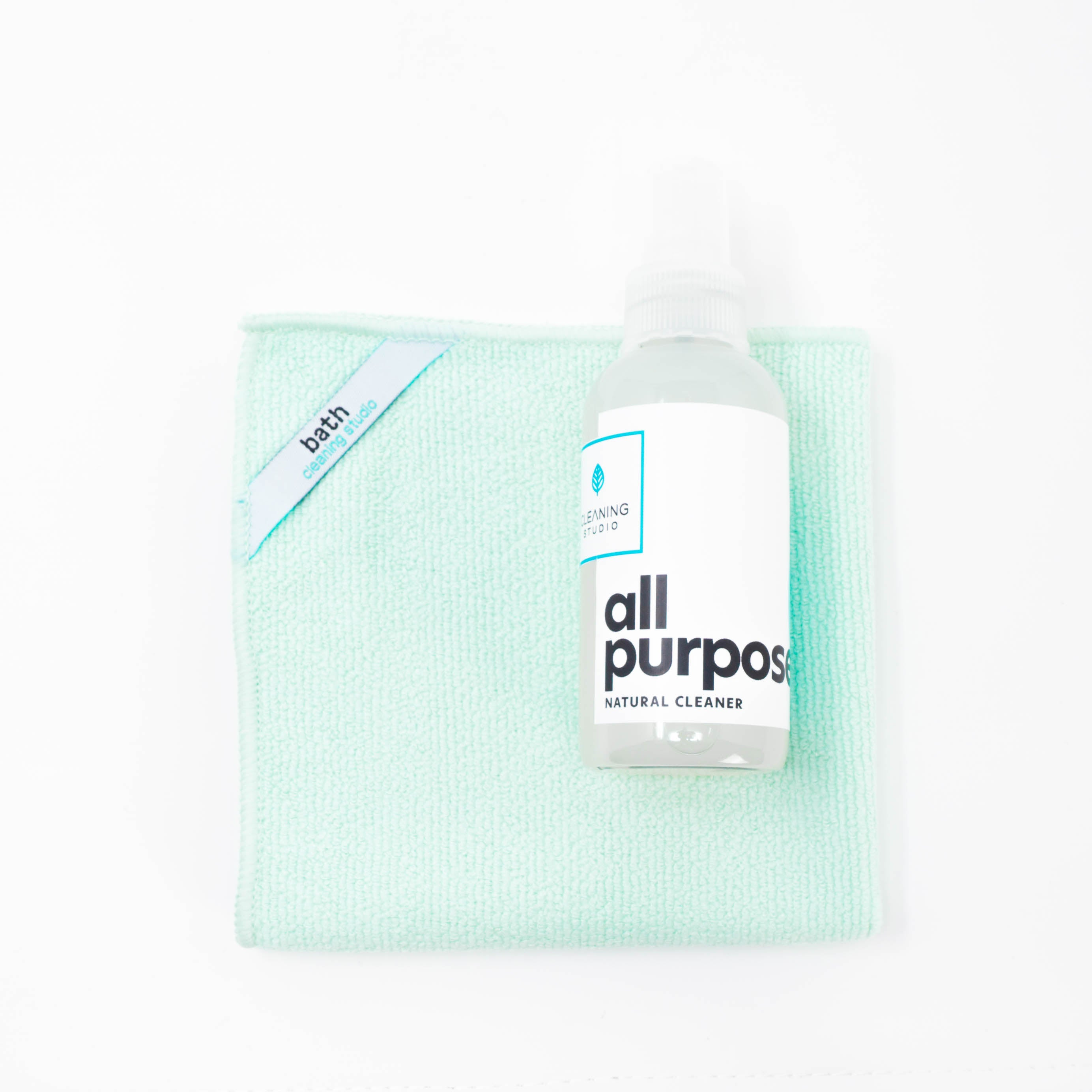 Mini Bath Cleaning Kit (4oz) | Portable All Purpose Cleaner Kit