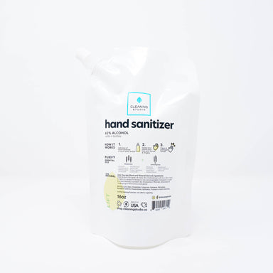 Hand Sanitizer Refill Bag - Lift Blend | Cleaning Studio